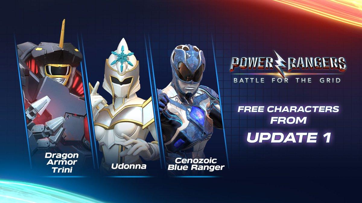 Ranger Azul Do Universo Dos Cinemas Sera Jogavel Em Battle For The