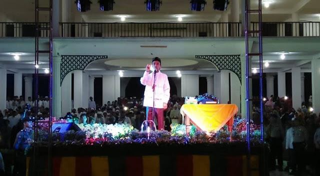 Ustadz Abdul Somad di Bagansiapi-Api