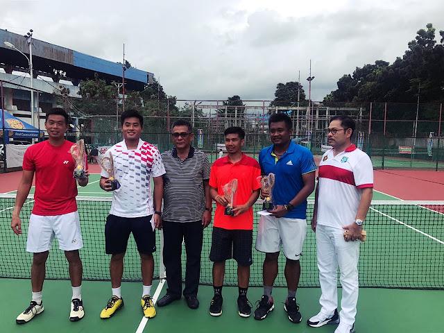 David Agung Susanto/Anthony Susanto Juara Ganda Putra Maesa Paskah 2018