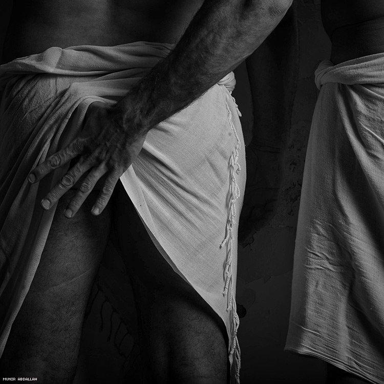 RarE ErotiC, Munir Abdallah (NSFW).