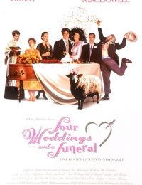 Four Weddings and a Funeral | Bmovies