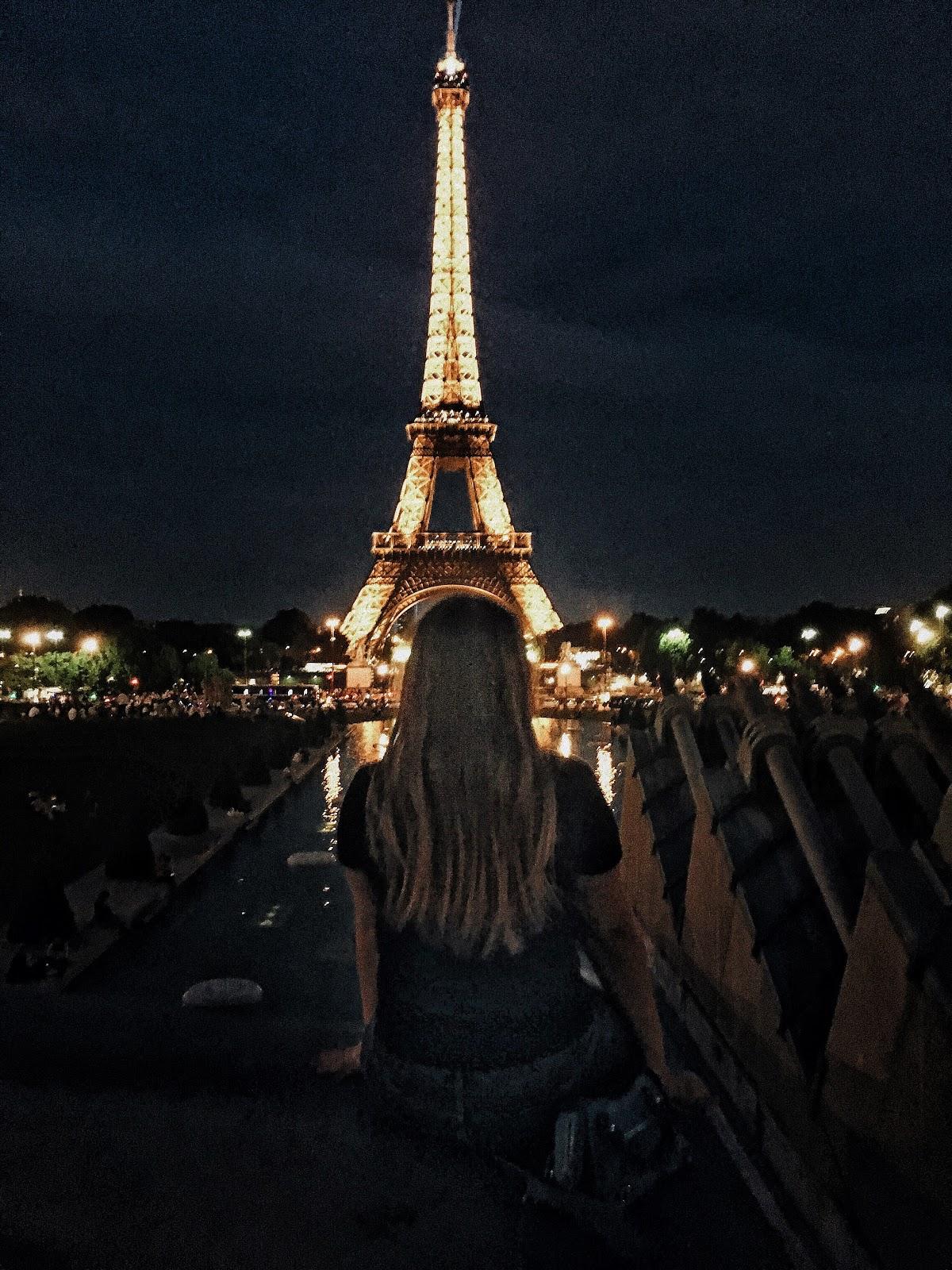 paris eiffel tower tour de eiffel guide parisian deau blogger blog candido dominique