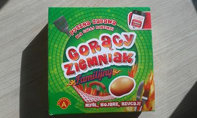 Gorący Ziemniak - WYGRAJ TABLET!  Extra gra na różne sposoby