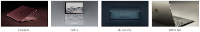 surface%2Blaptop - Microsoft annuncia il nuovo Surface Laptop: comparativa con il Macbook