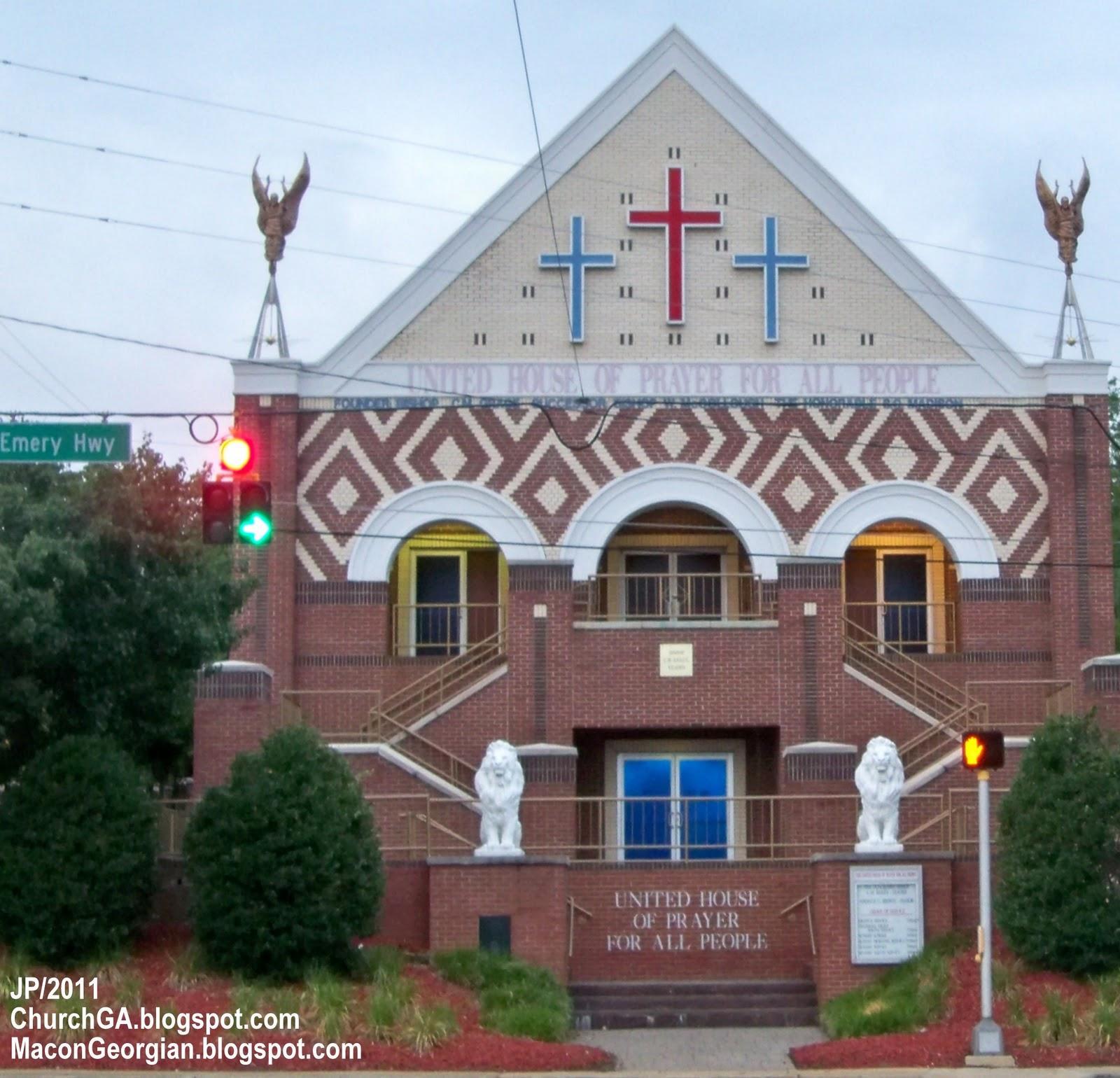 GA.FL.AL.Church First Baptist United Methodist Jehovah