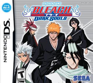 Bleach: Dark Souls cover