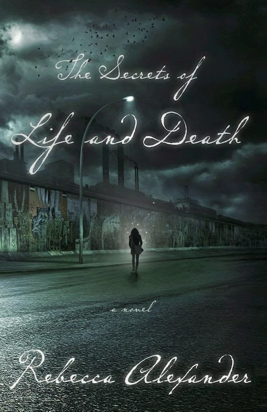 Interview with Rebecca Alexander, author of The Secrets of Life and Death - October 13, 2014