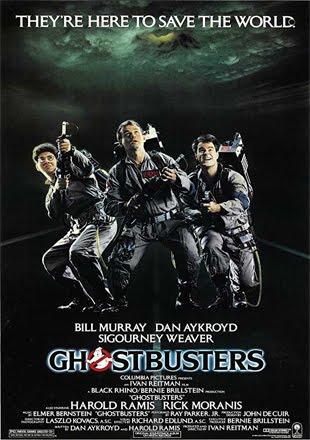 Ghostbusters 1984 BRRip 720p Dual Audio In Hindi English