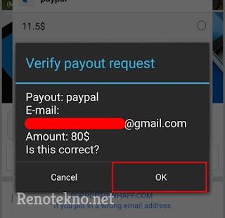 Cara Mengisi Saldo Paypal Secara Gratis