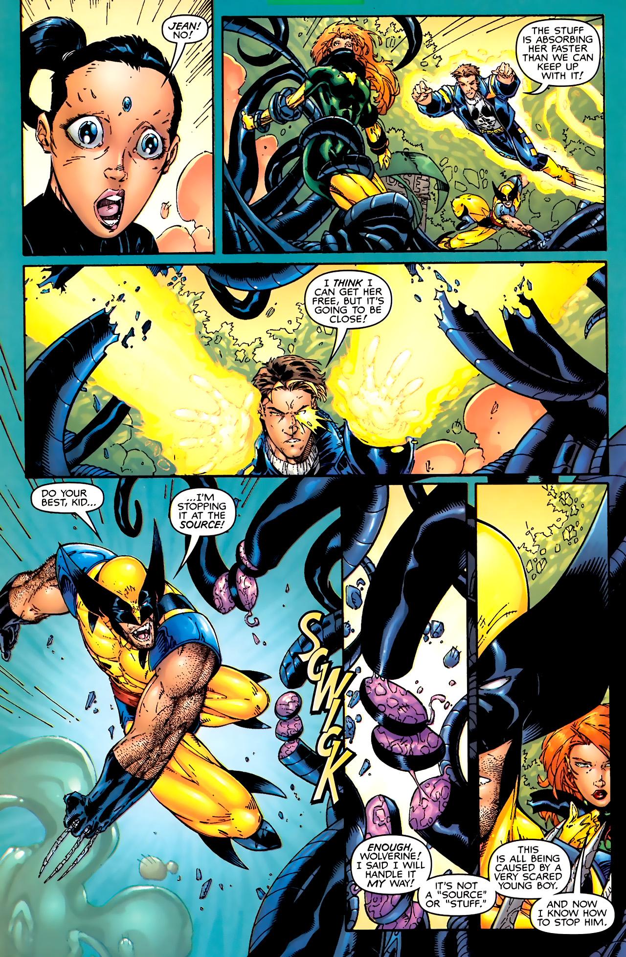 Read online Astonishing X-Men (1999) comic -  Issue #2 - 15