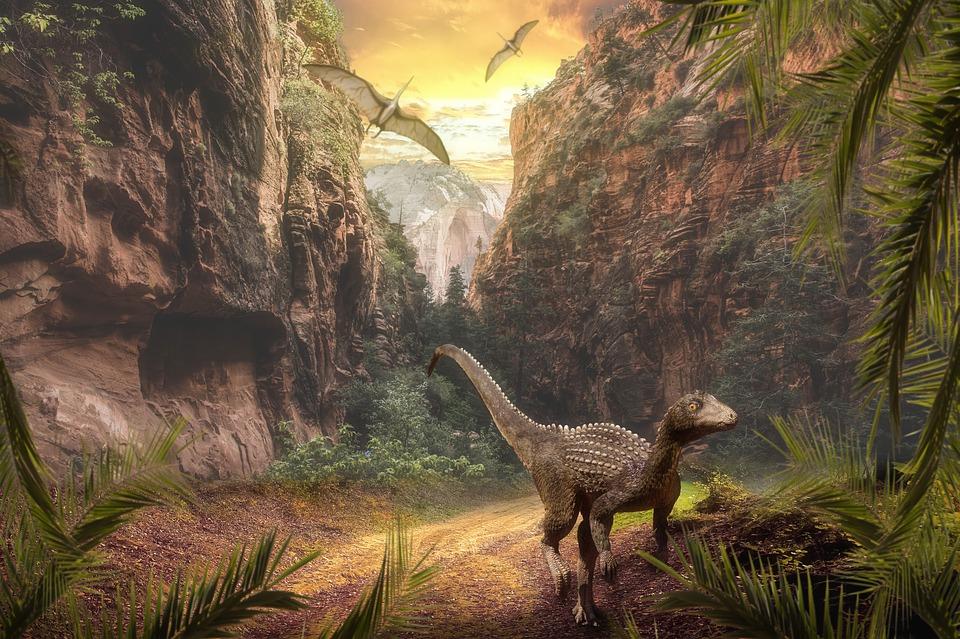 कैसे हुआ डायनासोर का अंत? डायनासोर का अंत और इन्सानों का जन्म- जानिए पूरी कहानी