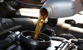 Routine car maintenance already on schedule
