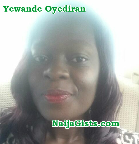 ibadan husband killer yewande oyediran