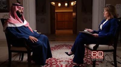 بالفيديو : تفاصيل وكواليس أول مقابلة تلفزيونية أميركية مع محمد بن سلمان ولي العهد السعودي