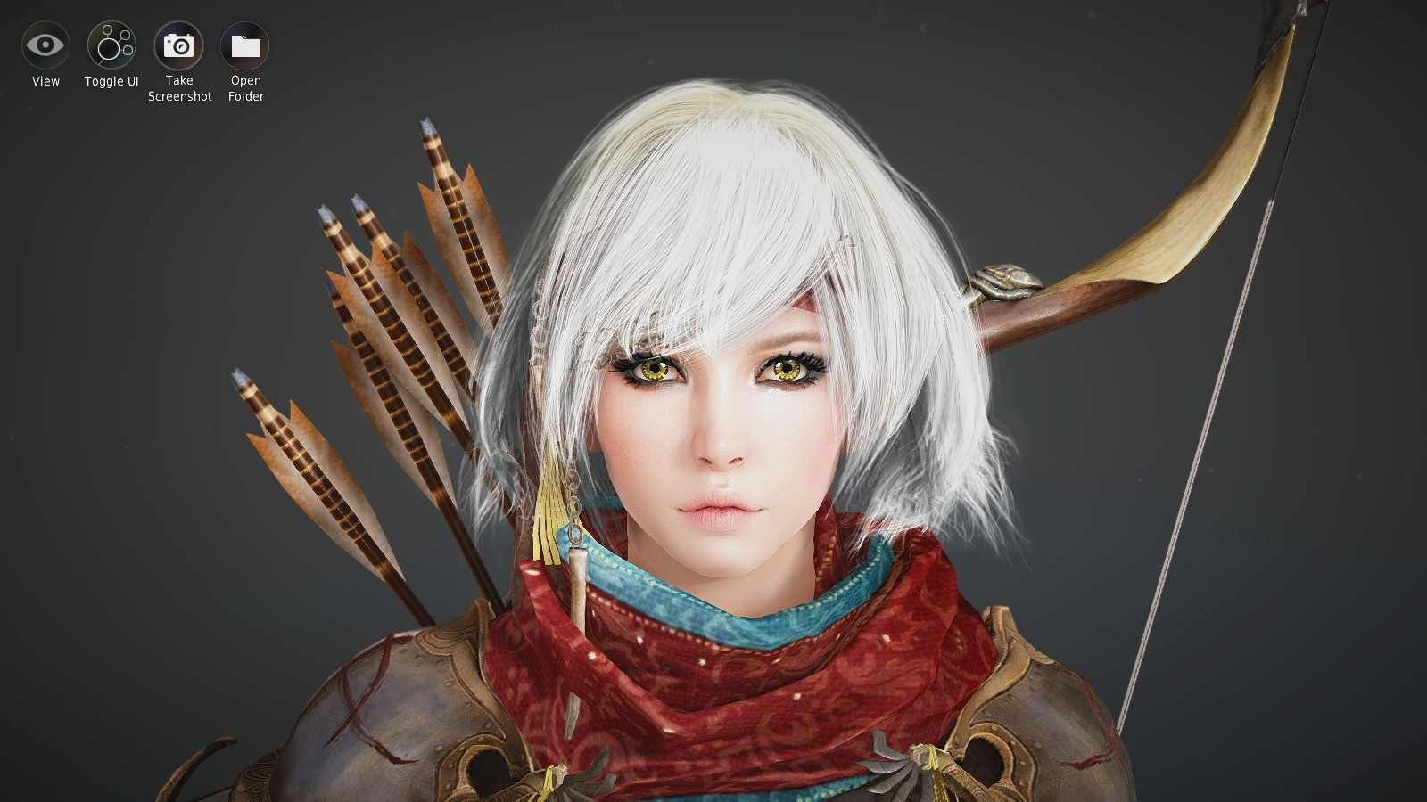 how to bdo character templates