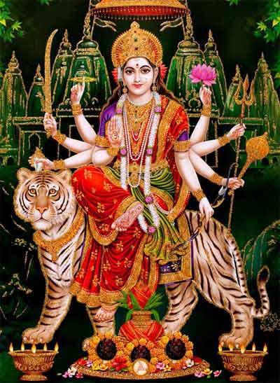 Importance of Chaitra Vasant Navratri - Mantra
