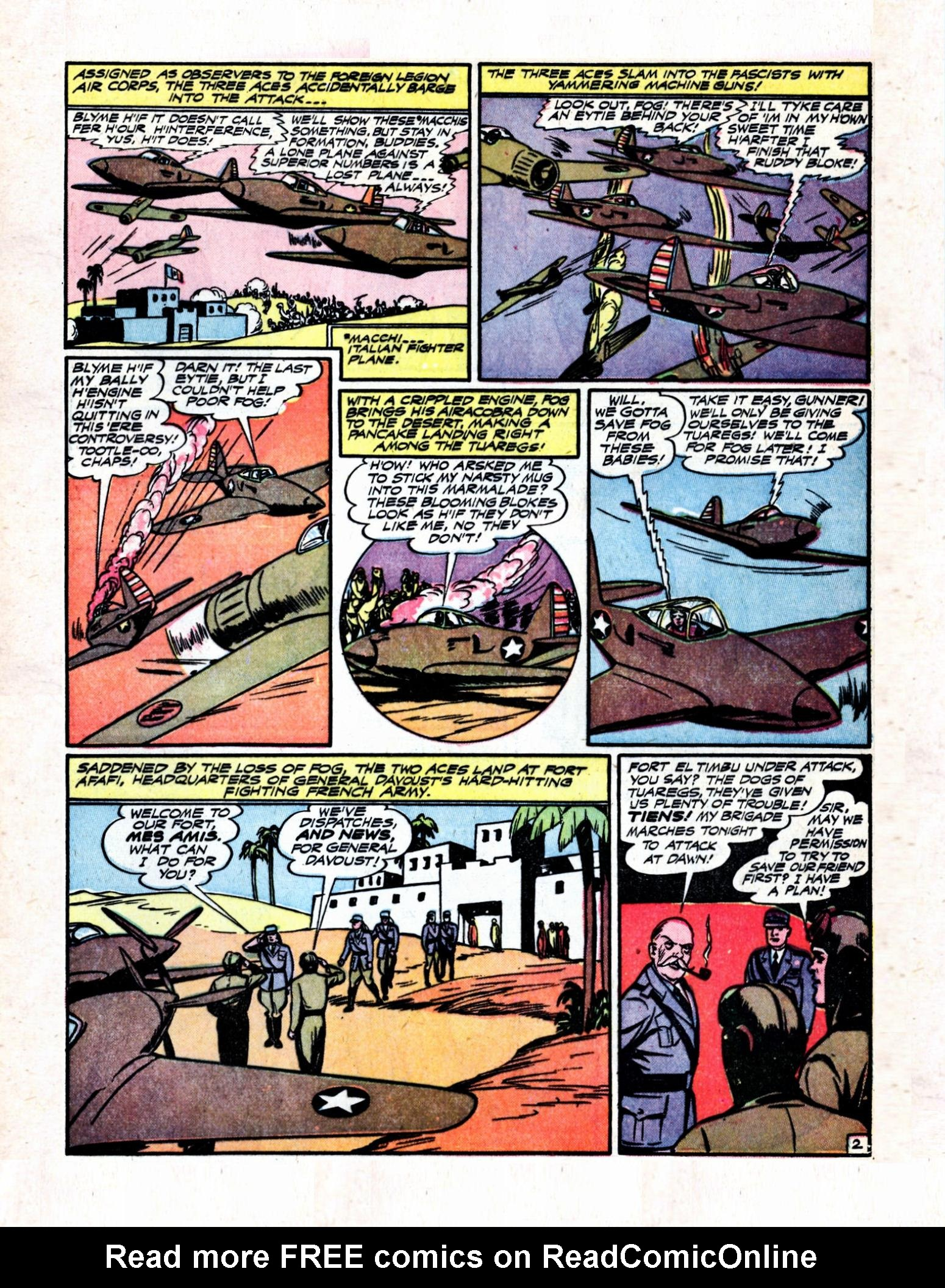 Read online Action Comics (1938) comic -  Issue #57 - 33