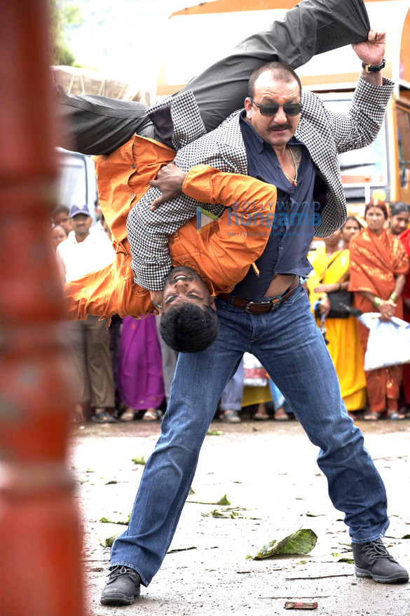 Sanjay Dutt Movie Stills Of Movie Zila GhaziabadVintage ...