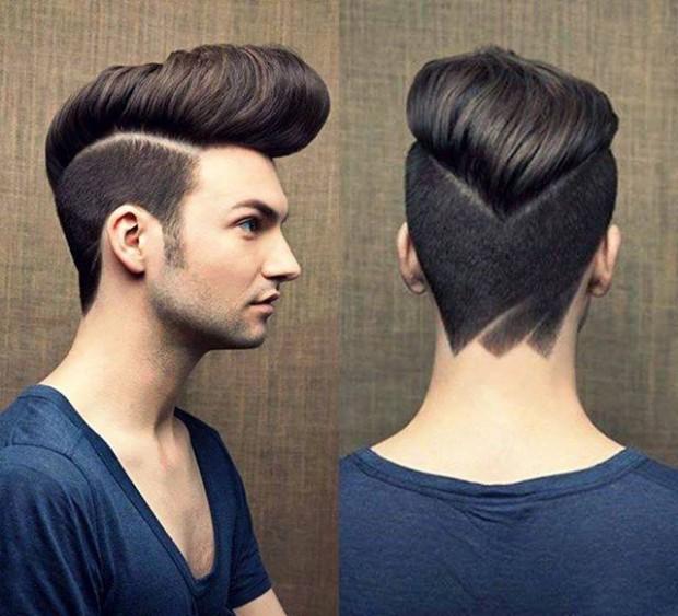 Fine Top Men Haircut Trends 2016 Ellecrafts Short Hairstyles For Black Women Fulllsitofus