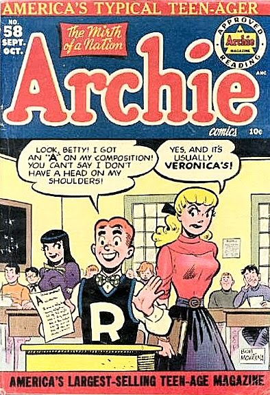 Archie Comics issue 058 - Page 1