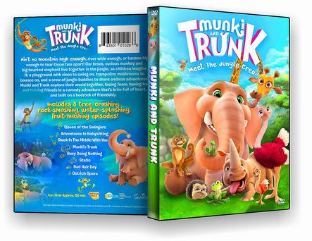 CAPA DVD – Munki and Trunk – ISO