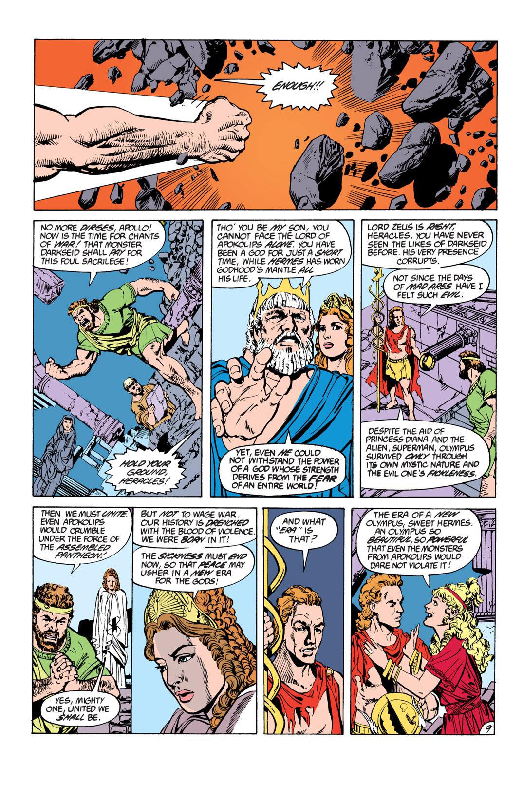 Read online Wonder Woman (1987) comic -  Issue #17 - 10