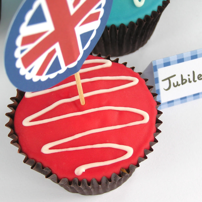 Jubilee Party hazelfishercreations