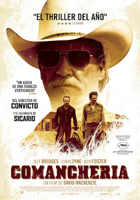 COMANCHERIA (Hell or High Water) poster
