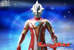 Gambar Ultraman Mebius Aku Keles