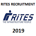 Rites Jr Manager/Assistant Recruitment 2019