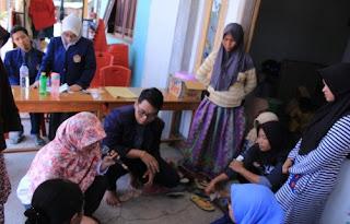 Sosialisasi KRPL (Kawasan Rumah Pangan Lestari) KKN 86 UTM Disambut Antusias Warga Desa Bringin Nonggal
