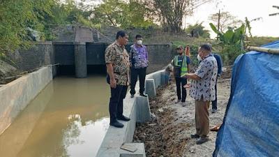 Dinas Bina Marga Sumber Daya Air Tangerang Normalisasi Sungai dan Bangun Saluran Air