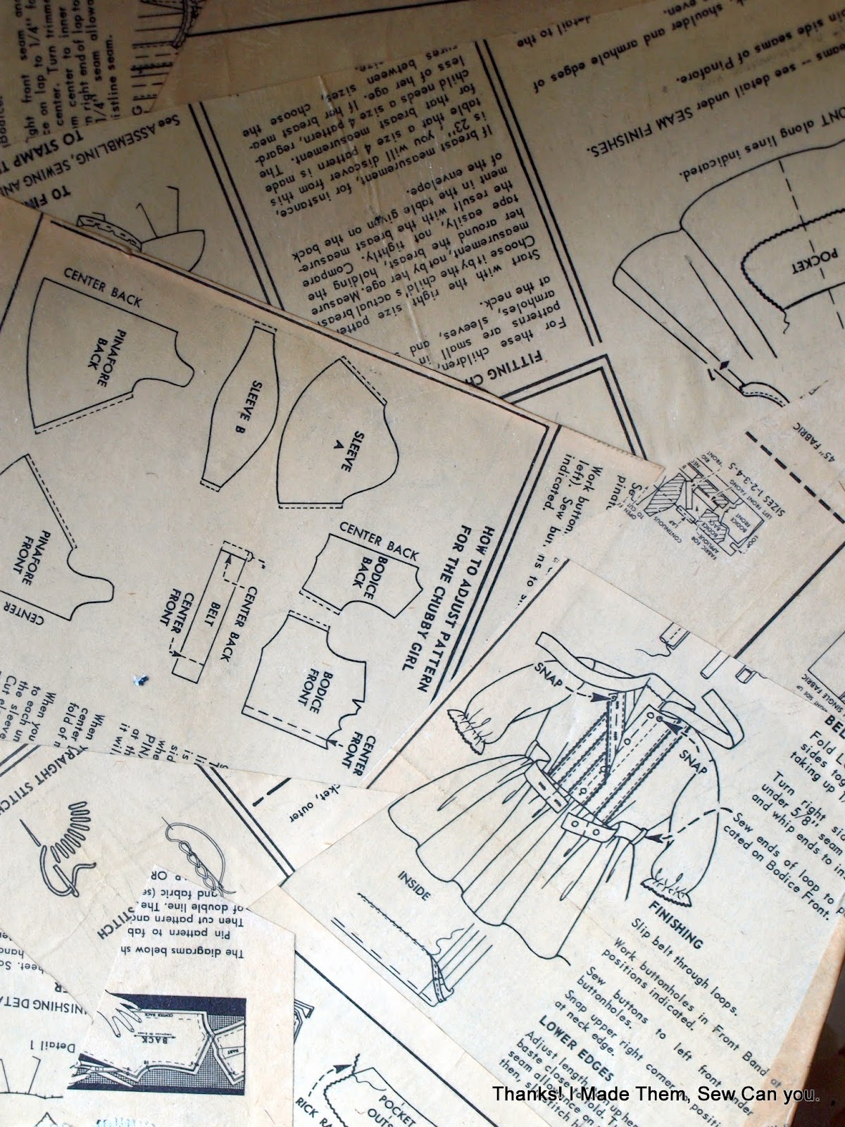 Thanks! I made them!: Sewing Pattern Mannequin Wall Art