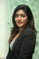 Actress Eesha Looks gorgeous in Blazer and T Shirt at Ami Tumi success meet ~  Exclusive 060.JPG