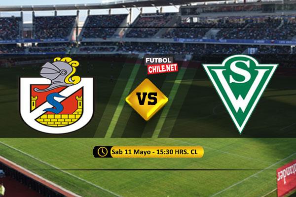 Mira Deportes La Serena vs Santiago Wanderers en vivo y online por la Primera B