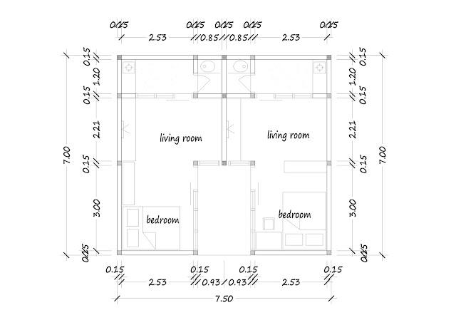 Boarding house plan 15