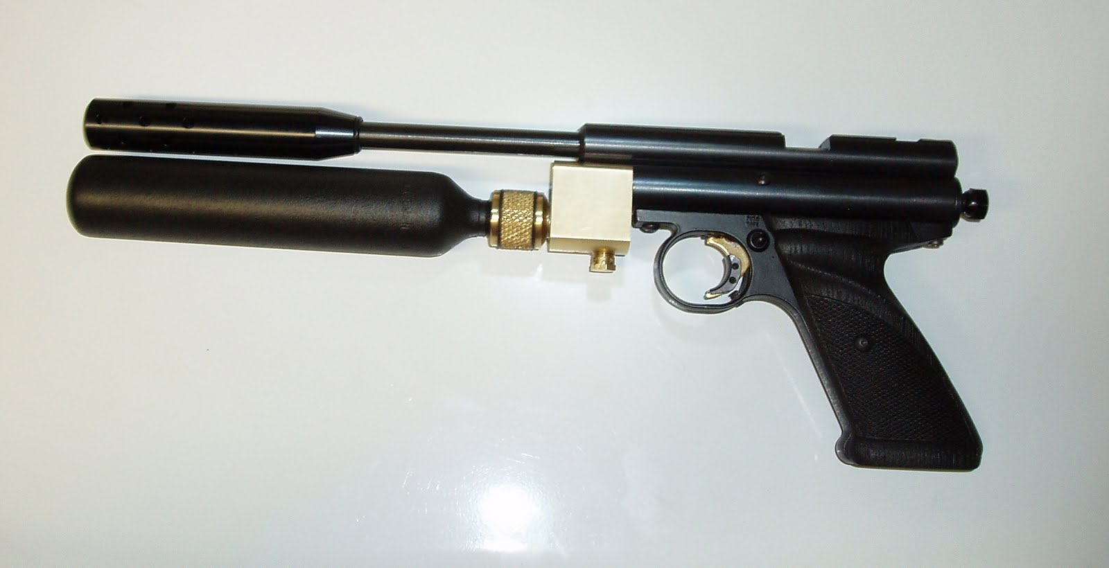 hight resolution of custom parts crosman 2240