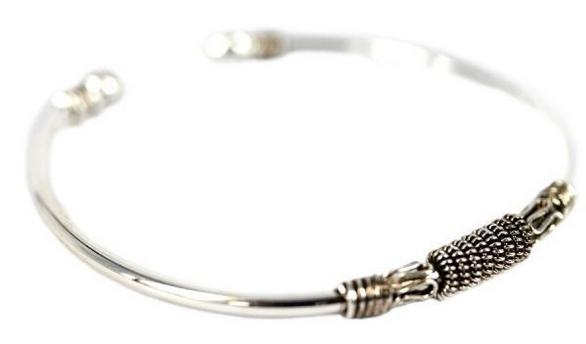 Bracelet jonc Maori Bijoux Chérie
