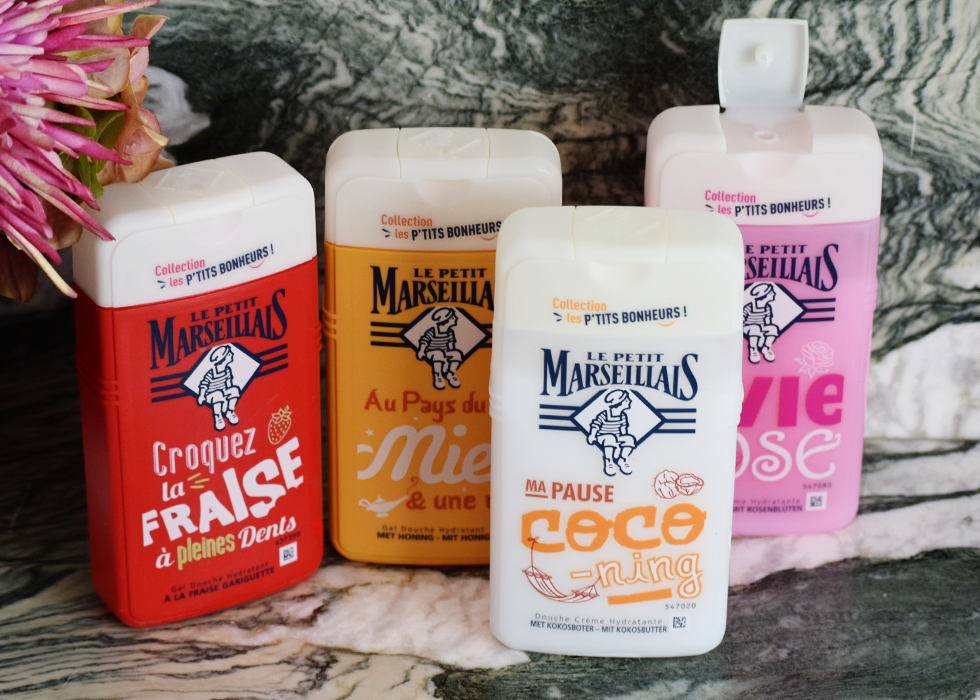 Beauty, Le Petit Marseillais, Little Moments of Joy, shower, skincare