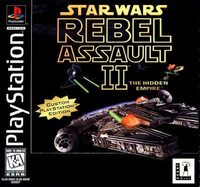 star wars rebel assault 2 the hidden empire psone