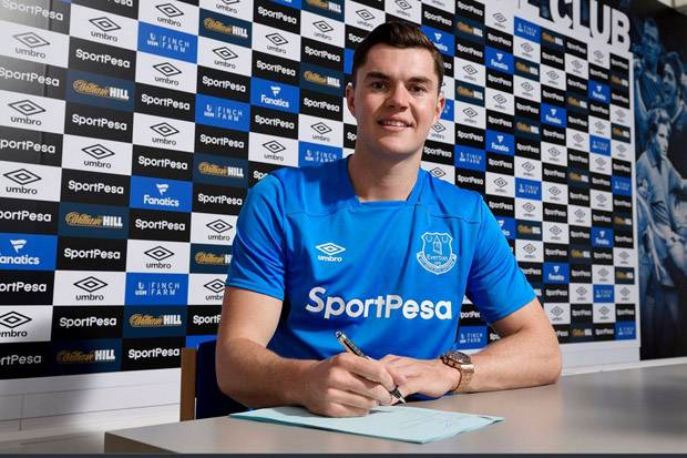 Everton Pecahkan Rekor Transfer Klub Demi Datangkan Keane