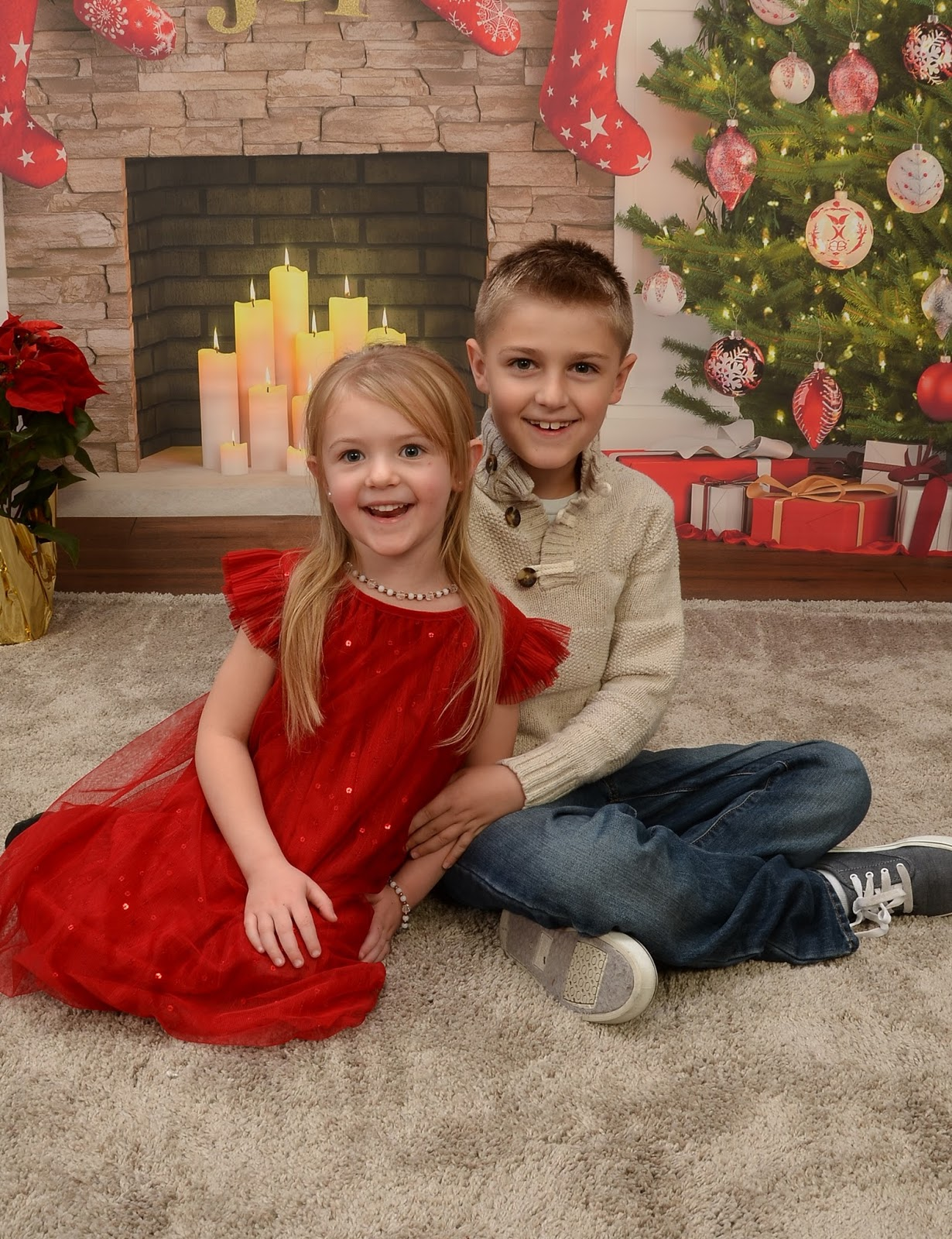 The Perfect Gift for Family #PortraitInnovations [ad] - We