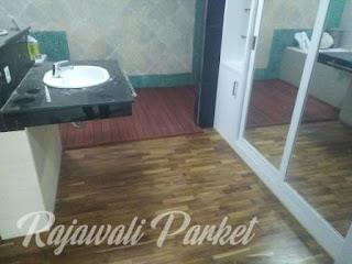 lantai kayu solid jati