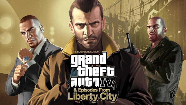 Tải Game Grand Theft Auto IV Complete Edition Full Crack (GTV IV Comlete Edition Free Download)