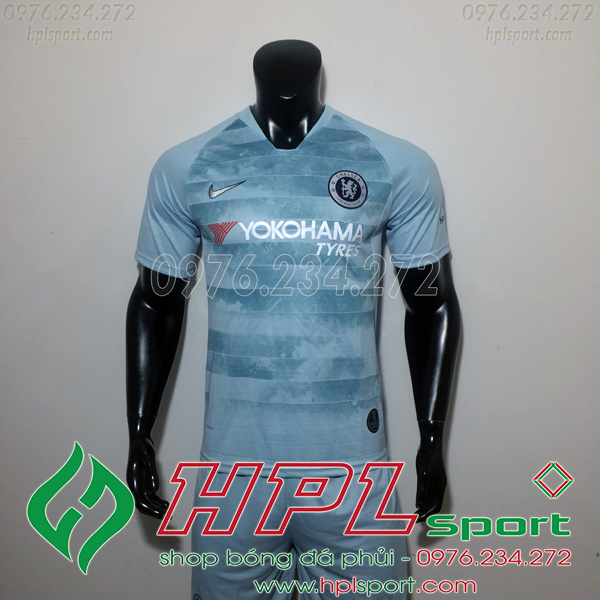 Áo đá bóng câu lạc bộ Chelsea mốc 2019