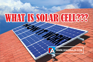how solar cell work