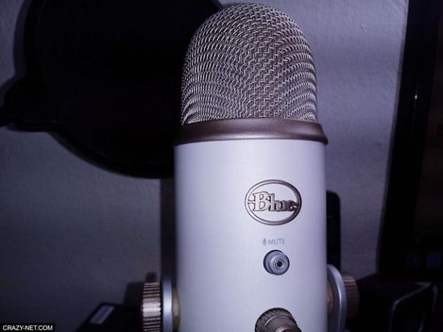 مراجعة ميكروفون Blue Yeti افضل مايك لليوتيوب