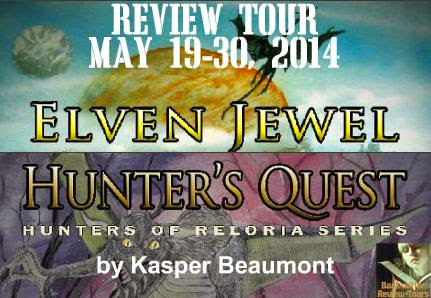 GIVEAWAY: Hunters of Reloria Series by Kasper Beaumont