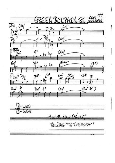 Partitura Trombón Kaper Washington