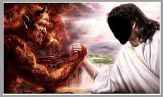 'Isa (Jesus) Al-Masih Asli dan Dajjal Al-Masih Palsu